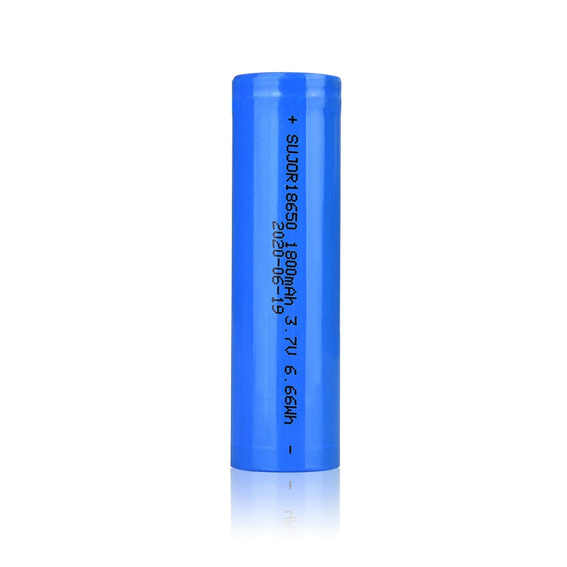 3.7V 18650 1800mAh Lithium-ion battery