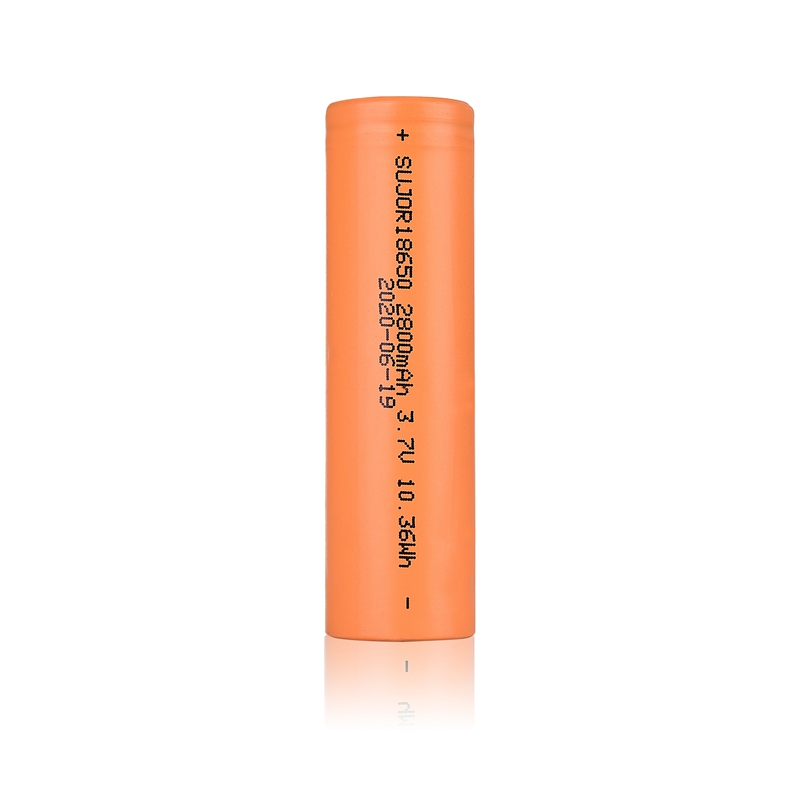 3.7V 18650 2800mAh Lithium ion battery