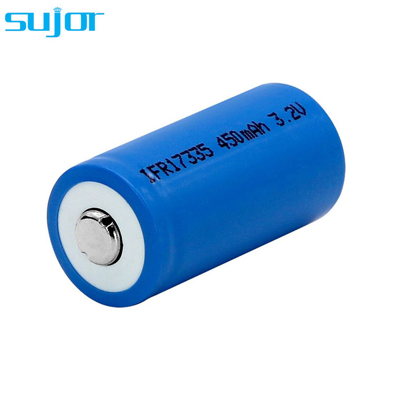 LiFePO4 battery 3.2V 17335 450mAh LFP battery