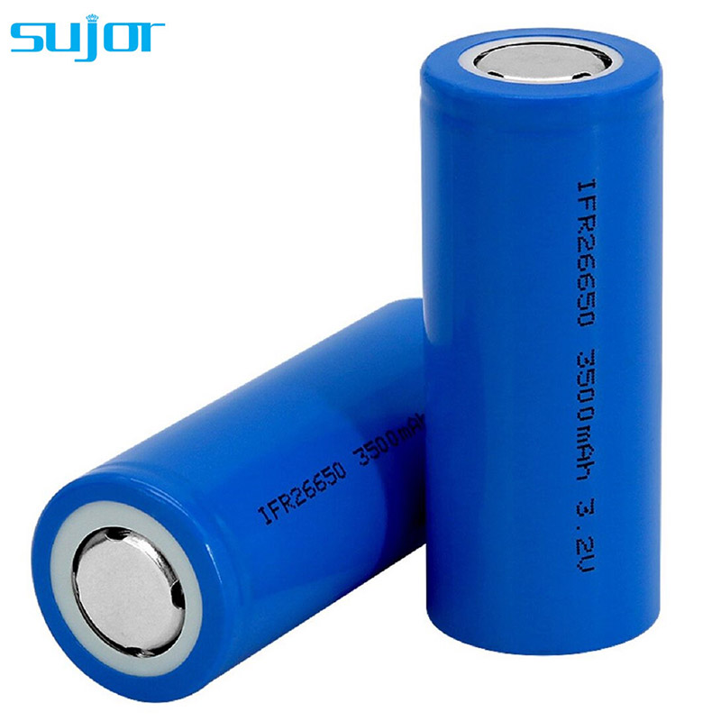 LiFePO4 battery 3.2V 26650 3500mAh LFP battery