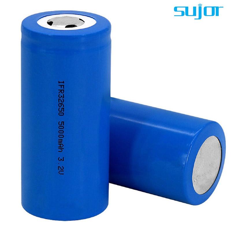 LiFePO4 battery 3.2V 32650 32700 5000mAh LFP battery