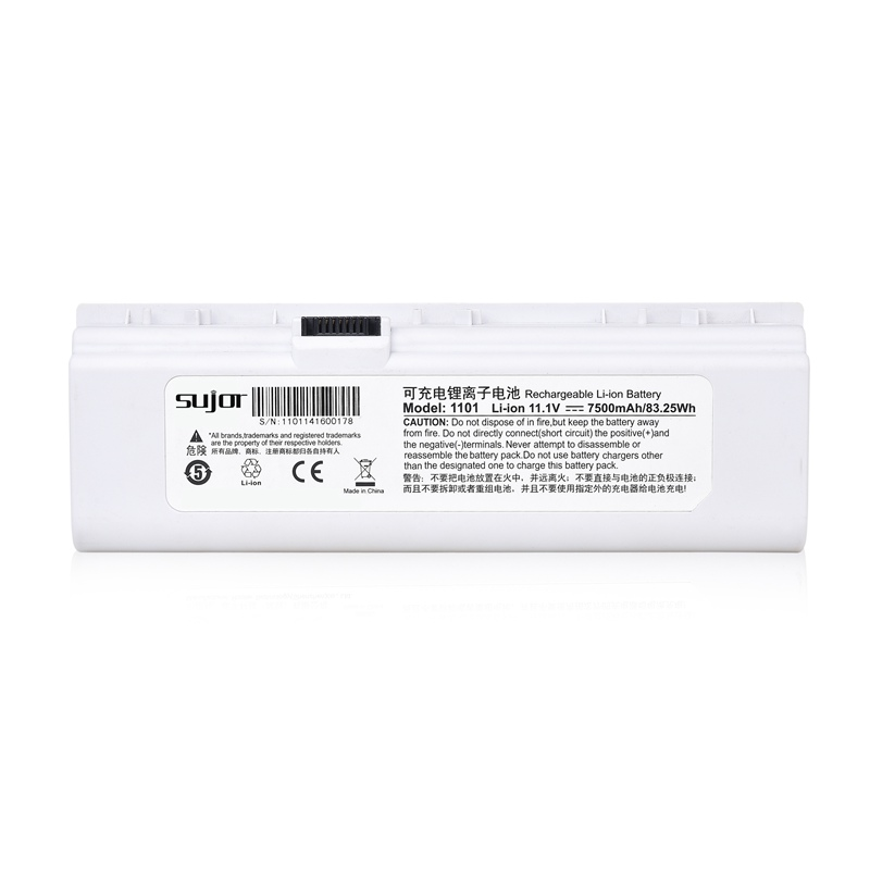 11.1V 18650 7500mAh Lithium ion battery pack for Portable B Supersonic Diagnostic Set