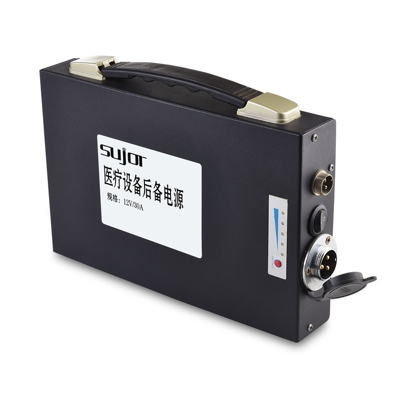 Medical back up power supply 12V 30Ah