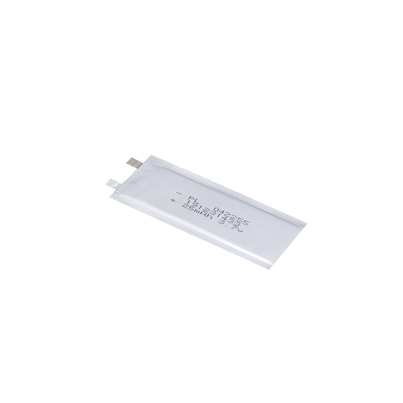 Ultra-thin Lithium polymer battery 3.7V 042255 25mAh