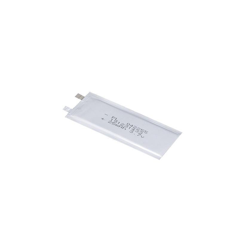 Ultra-thin Lithium polymer battery 3.7V 042255 25mAh