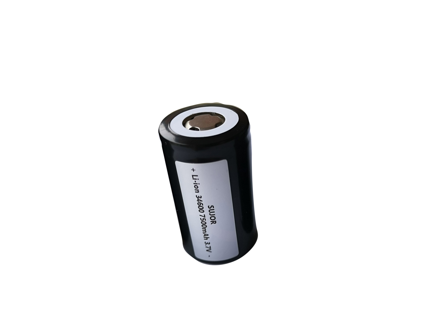 Lithium ion battery 3.7V 34600 7500mAh