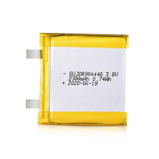 Li polymer battery 3.8V 904440 2300mAh