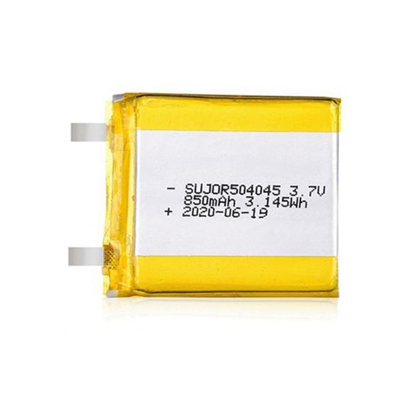 Lithium polymer battery 3.7V 504045 850mAh