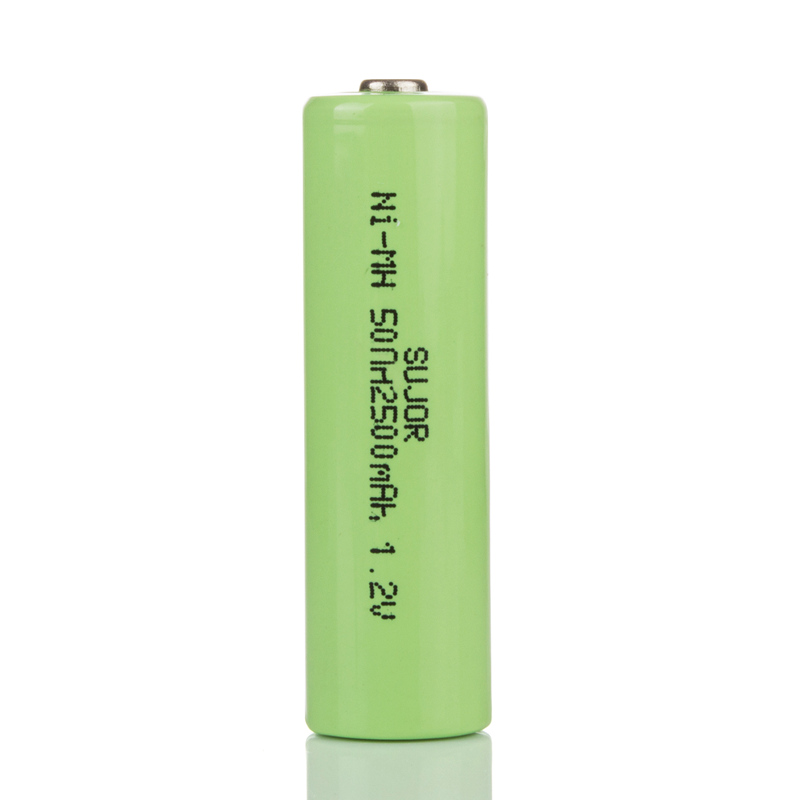 NiMH rechargeable battery 1.2V AA2500mAh