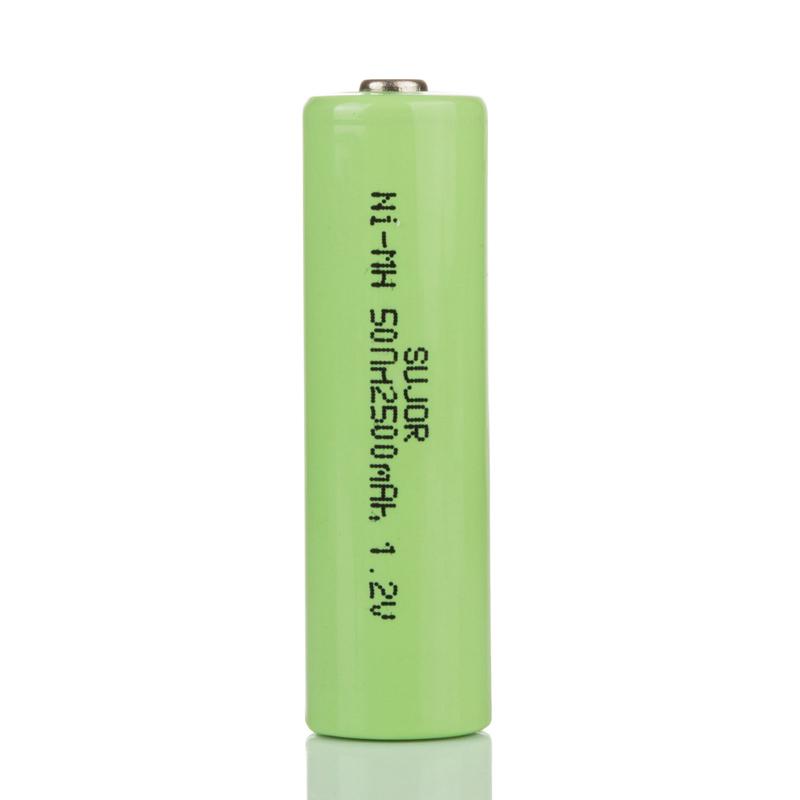 NiMH rechargeable battery 1.2V AA2500mAh