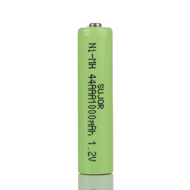 NiMH 1.2V AAA1000mAh rechargeable battery