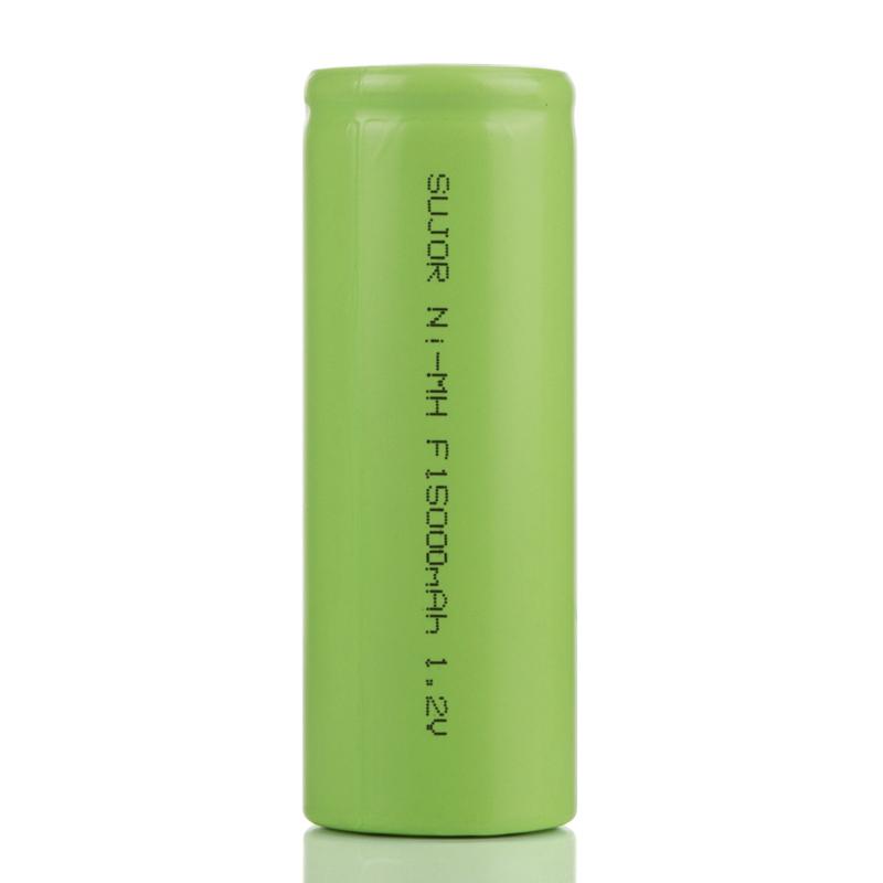 NiMH battery 1.2V F15000mAh