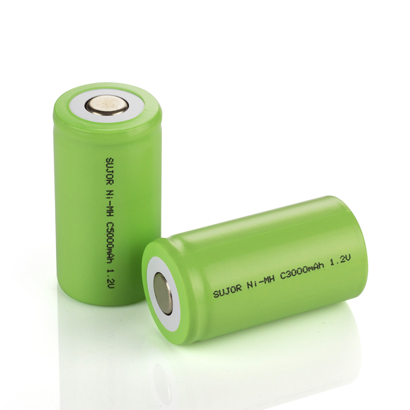 NiMH battery 1.2V C5000mAh