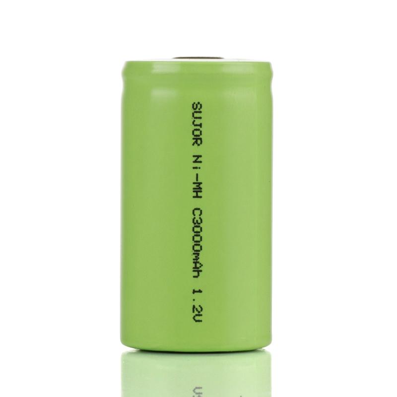 NiMH 1.2V C3000mAh battery