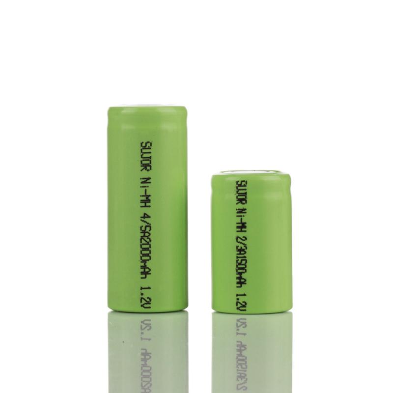 NiMH 2/3A1500mAh 1.2V battery