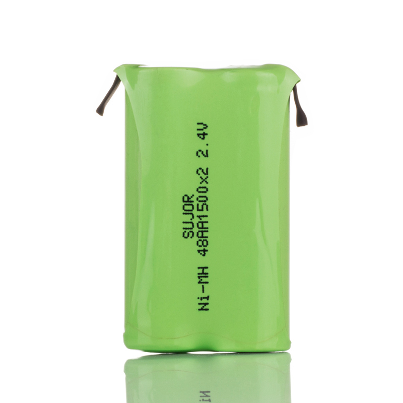 NiMH battery pack 2.4V AA1500mAh
