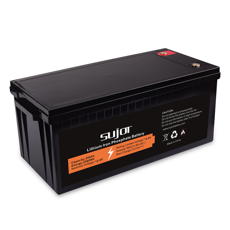 Lithium Iron Phosphate Battery 12V 200Ah
