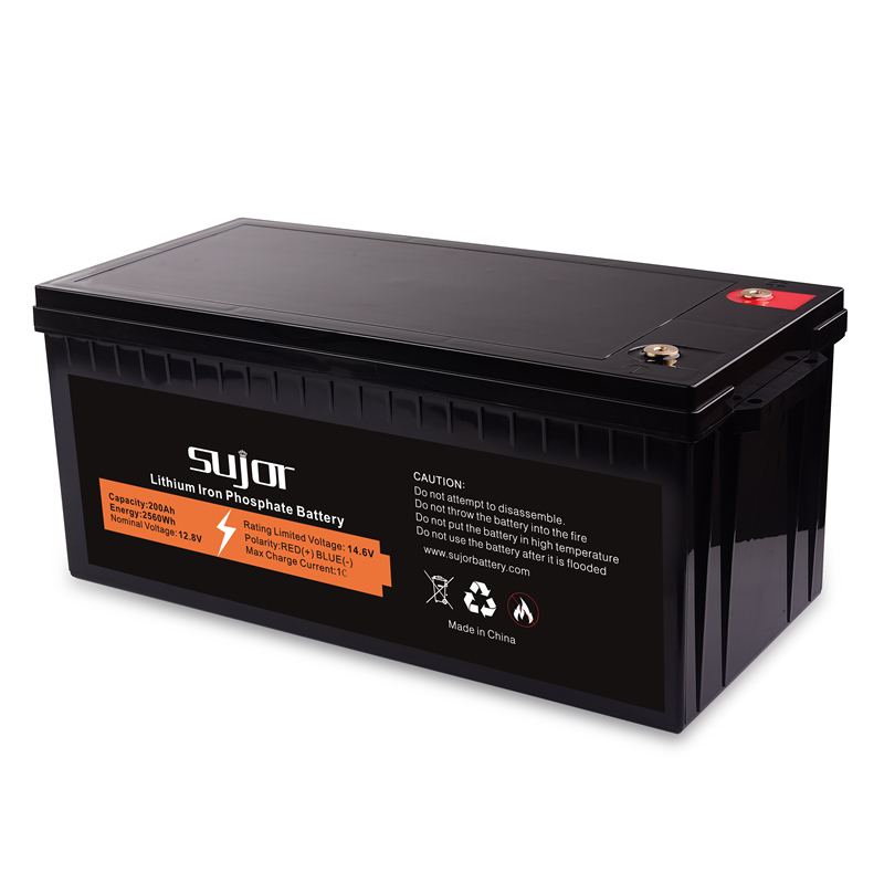 Lithium Iron Phosphate Battery 12V 200Ah